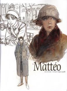 Extrait de Mattéo -2TT- Deuxième époque (1917-1918)