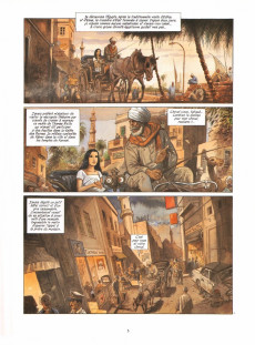 Extrait de Ella Mahé -2- Princesse des Sables
