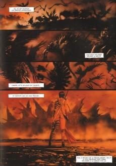 Extrait de La geste des Chevaliers Dragons -HS1- Les contrées du levant
