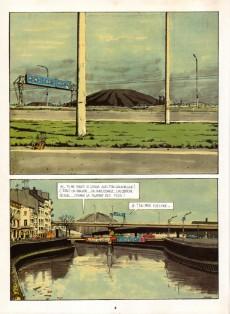 Extrait de Alain Moreau -0- Retour au pays noir