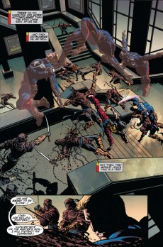 Extrait de Secret Avengers (2010) -7- Eyes of the dragon (Part 2)