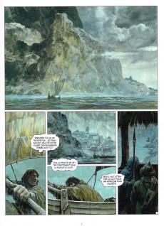 Extrait de Thorgal -32TT- La Bataille d'Asgard