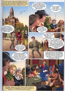 Extrait de L'alsace -6- Dans une Europe en ébullition (de 1477 à 1604)