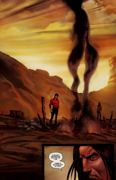 Extrait de Lone Ranger Vol.1 (The) (Dynamite - 2006) -4- Issue # 4