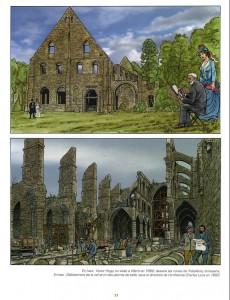 Extrait de Jhen (Les voyages de) -10- L'abbaye de Villers