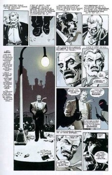 Extrait de Batman - Dark Knight -INT- Batman - Dark Knight - Édition intégrale