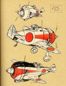 Extrait de (AUT) Barbaud - Sketchbook Barbaud
