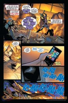 Extrait de Amazing Spider-Man (The) Vol.2 (Marvel comics - 1999) -650- The final lesson