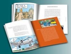 Extrait de Tintin - Divers - Tintin chez les Belges