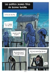 Extrait de Chansons en Bandes Dessinées  - Chansons de Nino Ferrer en bandes dessinées