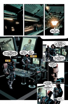 Extrait de Secret Avengers (2010) -8- Eyes of the dragon (Part 3)