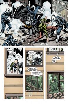 Extrait de Batman Incorporated (2011) -2- Resurrector !