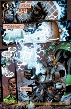 Extrait de Green Lantern Corps (2006) -55- The Weaponer (Part 3)