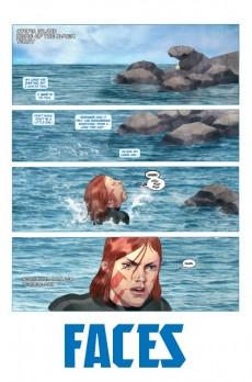 Extrait de Namor: The First Mutant (2010) -5- Faces