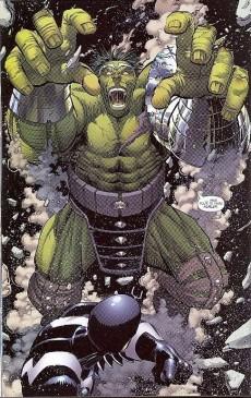 Extrait de Hulk (World War Hulk) -INT- World War Hulk