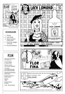 Extrait de Tintin - Pastiches, parodies & pirates -9- Paris Flash