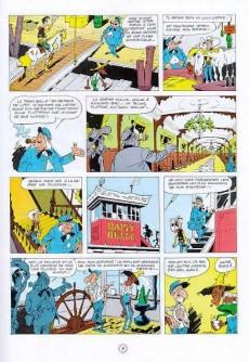 Extrait de Lucky Luke - Les Dessous d'une création (Atlas) -16- En remontant le Mississippi / Sur la piste des Dalton