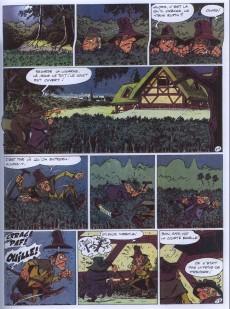 Extrait de Les mémoires de Mathias -2a- Le masque iroquois