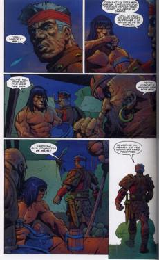 Extrait de Conan (Best of Fusion) -5- La main de Nergal