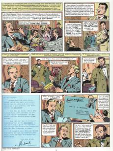 Extrait de Blake et Mortimer (France Loisirs) -9- Le piège diabolique