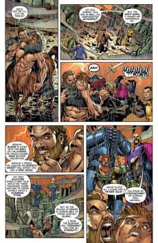 Extrait de The incredible Hercules (2008) -130- The judgment