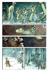 Extrait de Chansons en Bandes Dessinées  - Chansons de Charlélie Couture en bandes dessinées