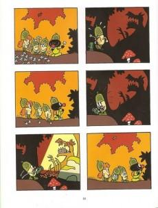 Extrait de Petit Poilu -8- La forêt des Ombres