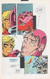 Extrait de Warlock and the Infinity Watch (1992) -3- The Fearsome Fate of the High Evolutionary