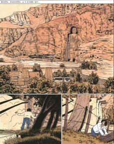 Extrait de Stéphane Clément -4a- Les routes de Bharata