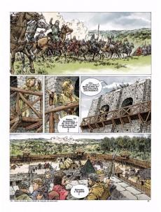 Extrait de L'epte, des vikings aux Plantagenets -4- L'ultime rébellion