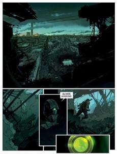 Extrait de Cyclopes -4- Le guerrier