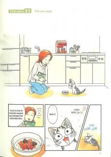 Extrait de Chi - Une vie de chat (format manga) -2- Tome 2