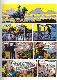 Extrait de Jerry Spring -14a1980- Les broncos du Montana