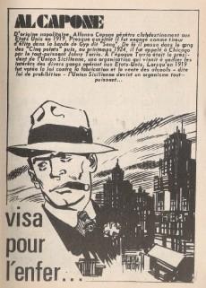 Extrait de Al Capone (2e série) -2- Visa pour l'enfer
