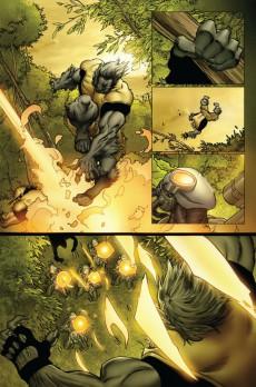 Extrait de Astonishing X-Men: Xenogenesis (2010) -4- Xenogenesis