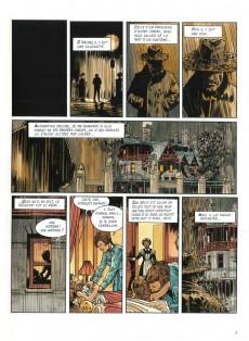 Extrait de Le maître de Benson Gate -3- Le sang noir