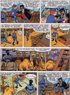 Extrait de Les tuniques Bleues -25Ind2011- Des Bleus et des bosses