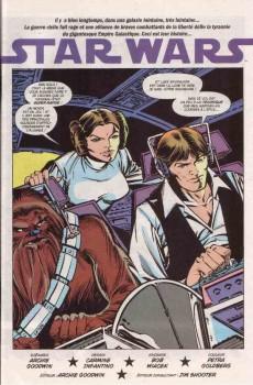 Extrait de Star Wars (Comics Collector) -24- Numéro 24