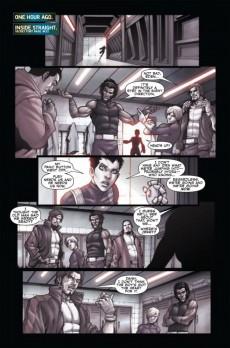 Extrait de Secret Warriors (2009) -6- Nick Fury : Agent of nothing (Part 6)
