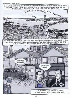 Extrait de Apprenti / Ouvrier -1- Apprenti - Mémoires d'avant-guerre