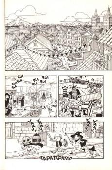 Extrait de Fairy Tail -16- Tome 16