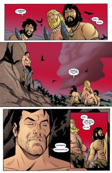 Extrait de Batman: The Return of Bruce Wayne (2010) -INT- The Return of Bruce Wayne