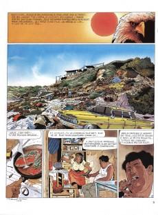 Extrait de Jessica Blandy -6a1999- Au loin, la fille d'Ipanema...