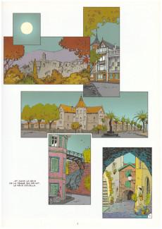 Extrait de La traversée onirique d'Azur Daffodil -1- Ville-Rêve