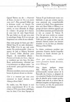 Extrait de (AUT) Stoquart - Jacques Stoquart - Sur les pas d'un scénariste