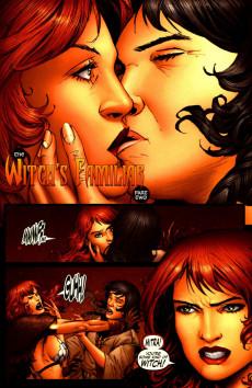 Extrait de Savage tales (Dynamite - 2007) -2VC3- Issue #2