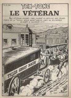 Extrait de Tex-Tone -326- Le vétéran