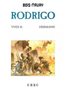Extrait de Les tours de Bois-Maury -12TT- Rodrigo