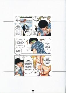 Extrait de One Piece -ART2- Color Walk 2