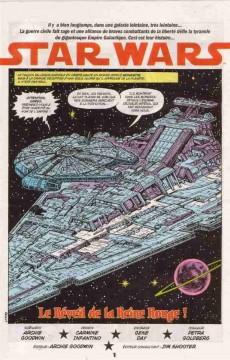 Extrait de Star Wars (Comics Collector) -25- Numéro 25